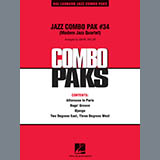 Jazz Combo Pak #34 (Modern Jazz Quartet) - Jazz Ensemble
