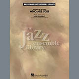 Who Are You - Jazz Ensemble