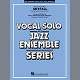 Roger Holmes Skyfall - Alto Sax 1 cover art
