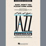 Baby, Wont You Please Come Home - Jazz Ensemble