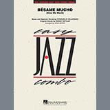 Besame Mucho (Kiss Me Much) - Part 2 - Jazz Ensemble Partituras