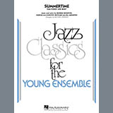 Summertime (from Porgy and Bess) - Jazz Ensemble