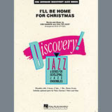 Ill Be Home For Christmas (Jazz Ensemble) Noter