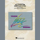 All I Want For Christmas Is You - Jazz Ensemble Noten