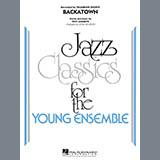 Backatown - Jazz Ensemble Sheet Music
