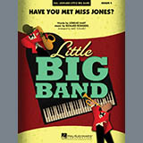 Have You Met Miss Jones? - Jazz Ensemble