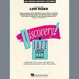 Low Rider - Jazz Ensemble