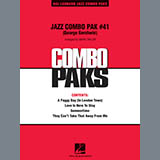 Jazz Combo Pak #41 (George Gershwin) - Jazz Ensemble