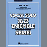 All of Me (Key: F) - Jazz Ensemble