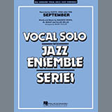 September (Key: C) - Jazz Ensemble