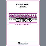 Captain Marvel - Jazz Ensemble Noten