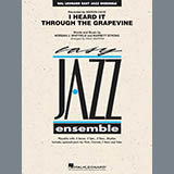 I Heard It Through the Grapevine - Jazz Ensemble Partituras