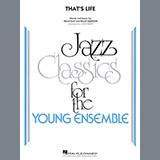 Thats Life - Jazz Ensemble