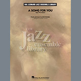 A Song for You (Tenor Sax Feature) - Jazz Ensemble Digitale Noter
