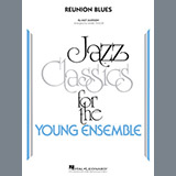 Reunion Blues Dl - Jazz Ensemble
