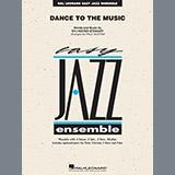 Partition autre Dance to the Music - Clarinet 2 de Paul Murtha - Autre