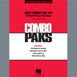 Jazz Combo Pak #47 (Charlie Brown Christmas) (arr. Mark Taylor) - Jazz Ensemble