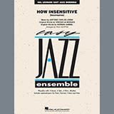 How Insensitive (Insensatez) - Jazz Ensemble