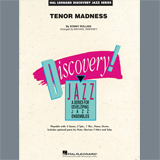 Tenor Madness - Jazz Ensemble Bladmuziek