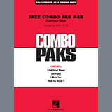 Jazz Combo Pak #48 (Thelonious Monk) (arr. Mark Taylor) - Jazz Ensemble