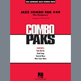 Jazz Combo Pak #49 (Wes Montgomery) (arr. Mark Taylor) - Jazz Ensemble