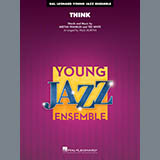 Think (arr. Paul Murtha) - Jazz Ensemble