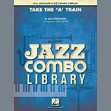 Take The A Train (arr. Mark Taylor) - Part 3 - Jazz Ensemble