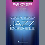Crazy Little Thing Called Love (arr. Roger Holmes) - Jazz Ensemble