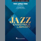 Henry Mancini - Too Little Time (arr. Sammy Nestico) - Conductor Score (Full Score) - Guitar