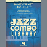 Have You Met Miss Jones? (arr. Michael Mossman) - Jazz Ensemble