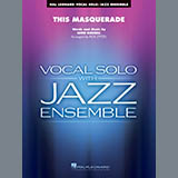 This Masquerade (arr. Rick Stitzel) - Jazz Ensemble Sheet Music