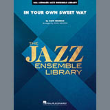 Dave Brubeck - In Your Own Sweet Way (arr. John Wasson) - Conductor Score (Full Score)