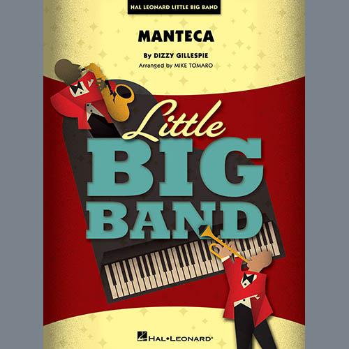 Manteca (arr  Mike Tomaro) - Trumpet 2 by Dizzy Gillespie Jazz Ensemble  Digital Sheet Music