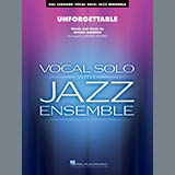Unforgettable (arr. Roger Holmes) - Jazz Ensemble