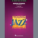 Toby Fox Megalovania (arr. Paul Murtha) - Piano cover art