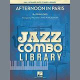 Afternoon in Paris (arr. Michael Philip Mossman) - Jazz Ensemble