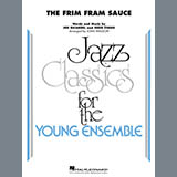 Nat King Cole - The Frim Fram Sauce (arr. John Wasson) - Conductor Score (Full Score)