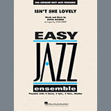 Isnt She Lovely (arr. John Berry) - Jazz Ensemble