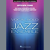 Uptown Funk (feat. Bruno Mars) (arr. Paul Murtha) - Jazz Ensemble