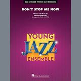Dont Stop Me Now (arr. Paul Murtha) - Jazz Ensemble