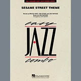 Sesame Street Theme - Part 3 - Jazz Ensemble
