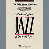The Girl From Ipanema (Garota De Ipanema) - Part 2 - Jazz Ensemble