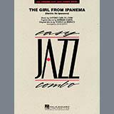 The Girl From Ipanema (Garota De Ipanema) - Part 1 - Jazz Ensemble Partitions
