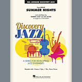 Summer Nights (from Grease) - Jazz Ensemble Partituras Digitais