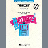 Thriller (Arr. Paul Murtha) - Jazz Ensemble