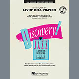 Livin On A Prayer - Jazz Ensemble