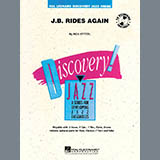 J.B. Rides Again - Jazz Ensemble Partituras