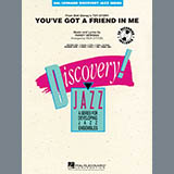 Youve Got A Friend In Me (Wheezys Version) (from Toy Story) - Jazz Ensemble