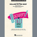 Rolling in the Deep - Jazz Ensemble Partituras