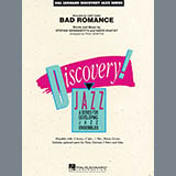 Bad Romance - Jazz Ensemble
